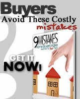 9 Mistakes Home Buyers Make